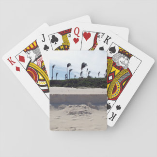 Bahamas Beach Playing Cards