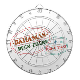 Bahamas Been There Done That Dart Boards