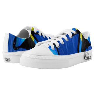 Bahamas Butterfly Low Top Sneakers