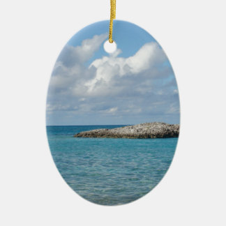 Bahamas Ceramic Ornament