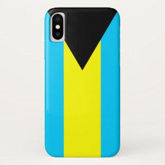 Bahamas country flag symbol long iPhone x case