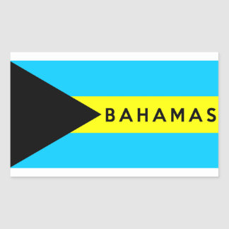 bahamas country flag symbol name text sticker