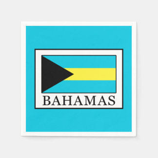 Bahamas Disposable Napkins