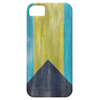 Bahamas distressed flag iPhone 5 cases