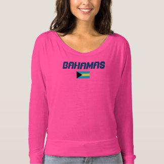 Bahamas Flag Custom Shirt