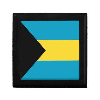 Bahamas Flag Gift Box