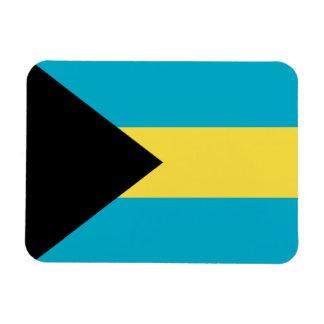 Bahamas Flag Premium Magnet