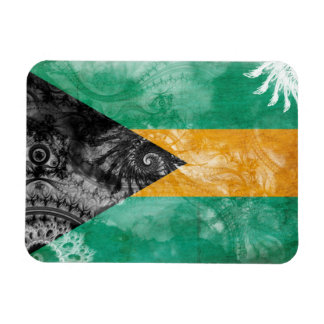 Bahamas Flag Rectangular Photo Magnet