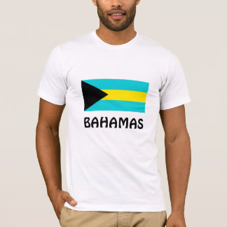 Bahamas Flag T-Shirt