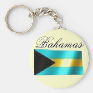 Bahamas Flag T-shirt And Etc Keychain