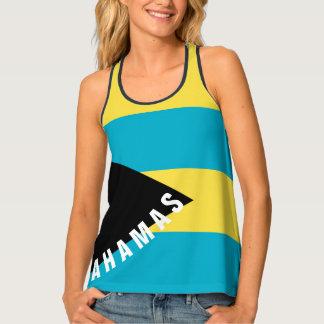 Bahamas Flag Tank Top | Racerback
