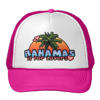 Bahamas is for Lovers Trucker Hat