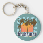 Bahamas Islands Beaches Key Chains