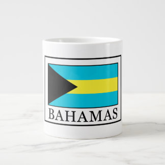 Bahamas Large Coffee Mug