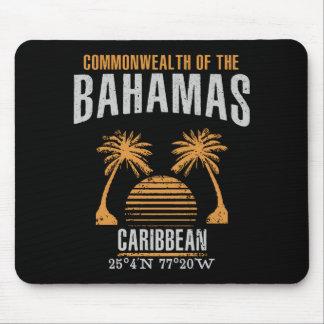 Bahamas Mouse Pad
