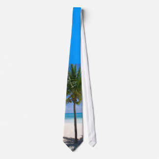 Bahamas Palm Tree Tie