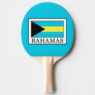 Bahamas Ping Pong Paddle