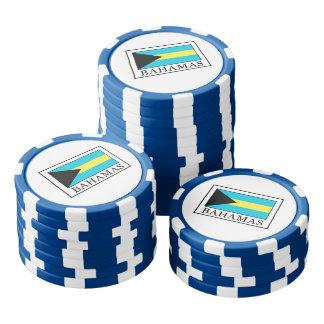 Bahamas Poker Chips