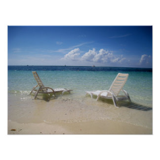Bahamas Relaxation Poster