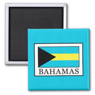 Bahamas Square Magnet