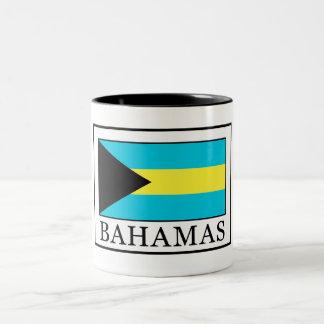 Bahamas Two-Tone Coffee Mug