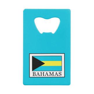 Bahamas Wallet Bottle Opener