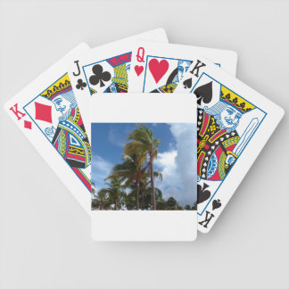 Bahamian Breezes Bicycle Playing Cards