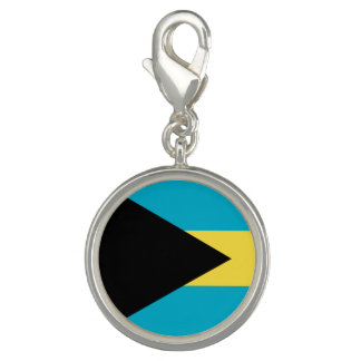 Bahamian flag charms