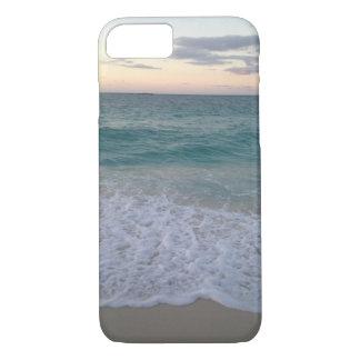 Bahamian sunset iPhone case