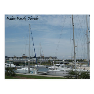 Bahia Beach Postcard