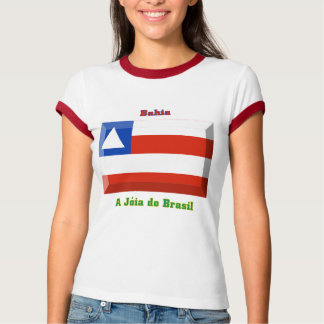 Bahia Flag Gem T Shirt