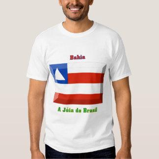 Bahia Flag Gem T Shirt