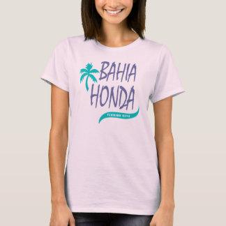 Bahia Honda Florida Keys palm tree T-Shirt