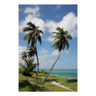 Bahia Honda State Park And Seven Mile Bridge Poster