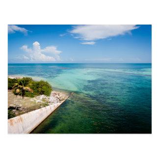 Bahia Honda State Park Postcard