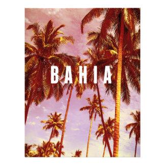 Bahia Letterhead