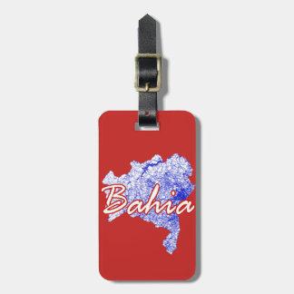 Bahia Luggage Tag