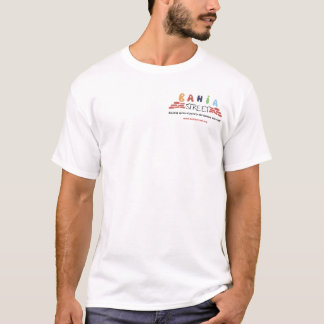 Bahia Street 2-sided tee