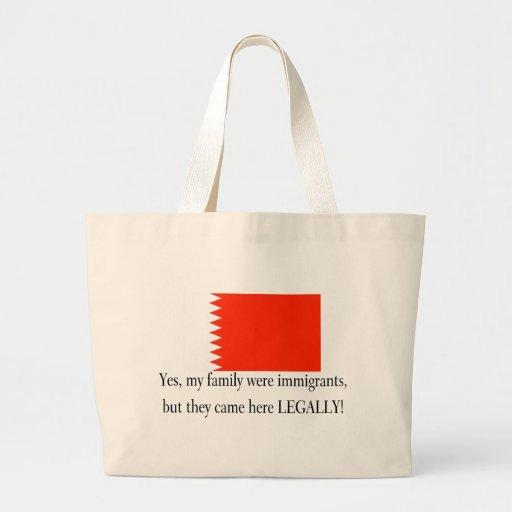 Bahrain Tote Bag