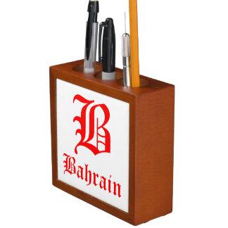 Bahrain Desk Organizer