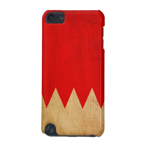Bahrain Flag iPod Touch (5th Generation) Covers