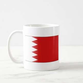 Bahrain Flag ~ Map Mug