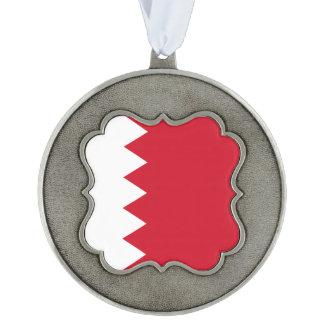 Bahrain Flag Ornament