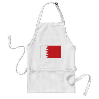 Bahrain National Flag Apron