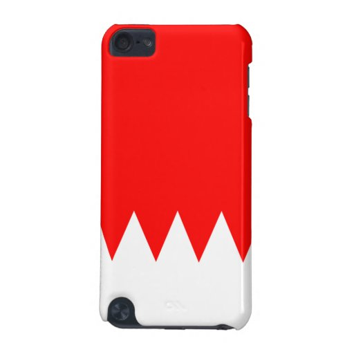 Bahrain National Flag iPod Touch 5G Cases