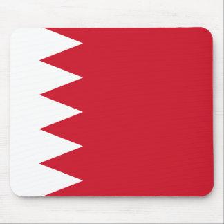 Bahrain National World Flag Mouse Pad