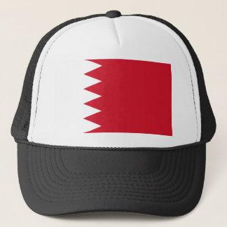 Bahrain National World Flag Trucker Hat