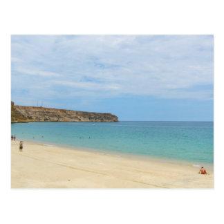 Baía Azul Postcard