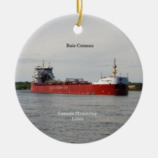 Baie Comeau ornament