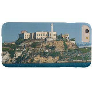 Baie de San Franciso de prison d'île d'Alcatraz Coque Barely There iPhone 6 Plus